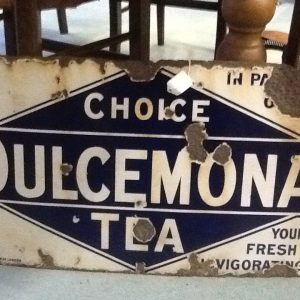 Vintage Signs and Advertising
