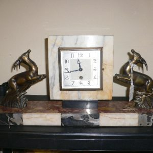 1930's French clock