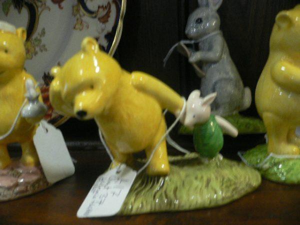 Royal Doulton Pooh Figures