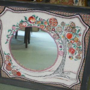 Tapestry Mirror