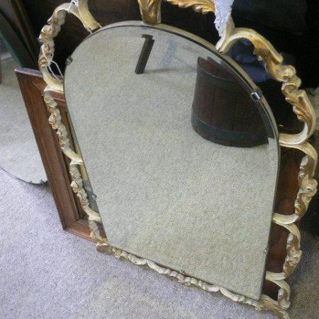 Italian Scrolled Mirror