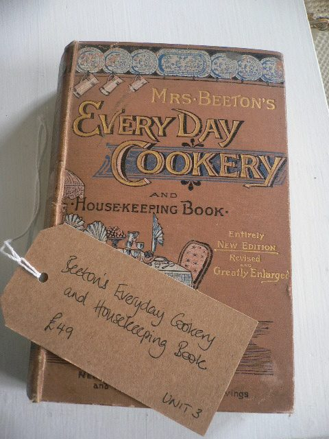 Mrs Beetons Cookery Book