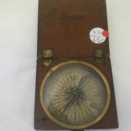 Travel Compass
