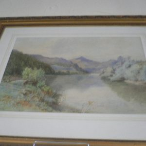 Watercolour by N Netherwood