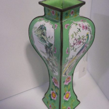 Chinese Canton Vase