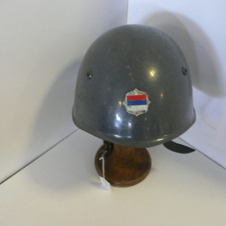 Vintage Yugoslavian Helmet