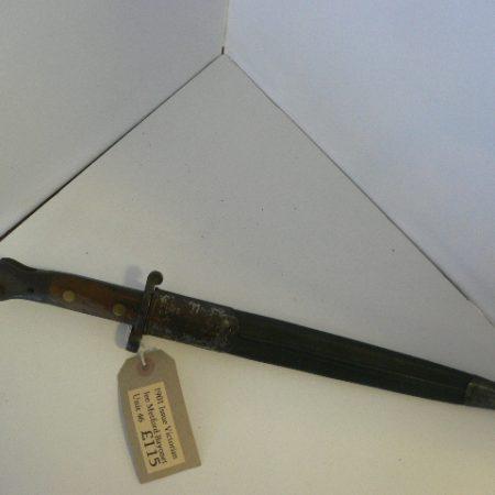 WW2 Bayonet