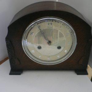 Perivale 8 Day Mantel clock
