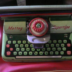 Mettoy Childs Typewriter
