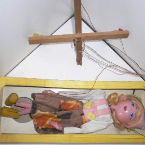 Pelham Puppet with Box
