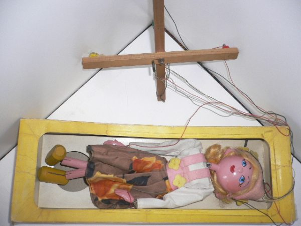 Pelham Puppet with Box