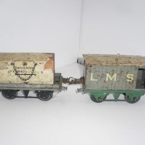 Vintage Train Carriages