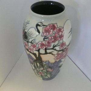 "Moorcroft ""Courtship Dance"" Trial"