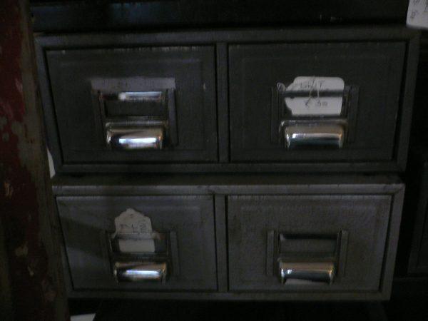 Vintage Filing Drawers
