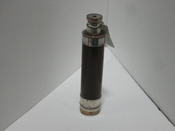 Victorian Mahogany Case Telescope