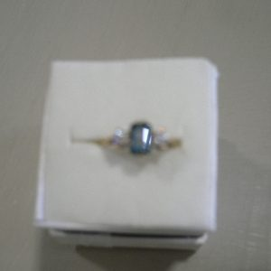 9ct Gold Ring size K
