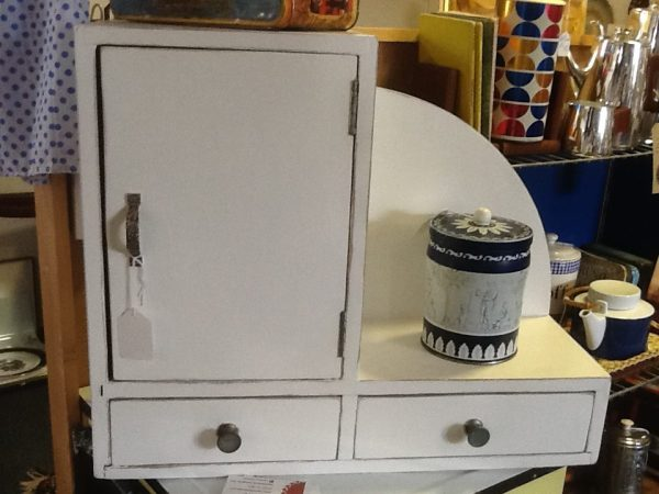 1930s French Kitchen Cabinet