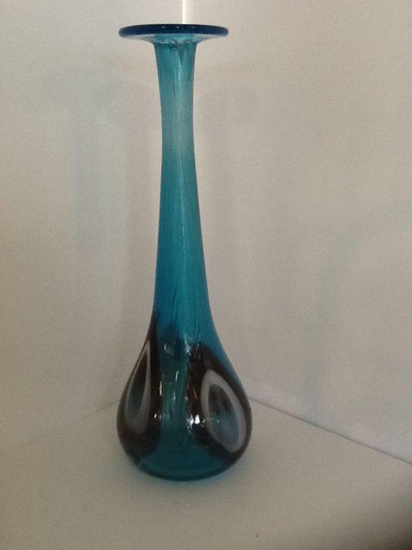 Very Early John Ditchfield Bottle Vase
