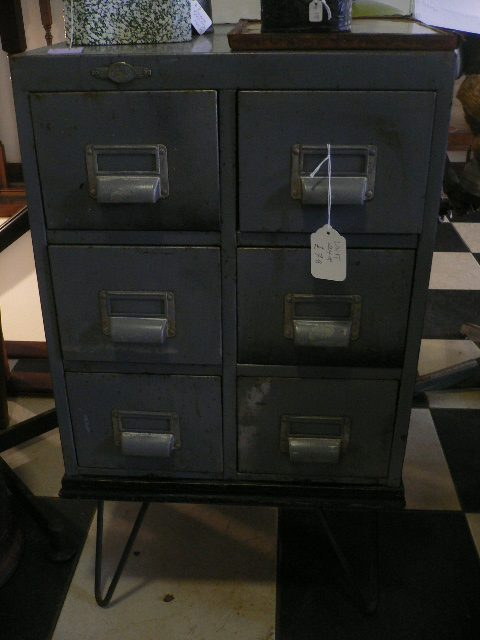 metal Drawers