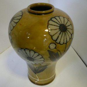 R Doulton LF Bowen Vase