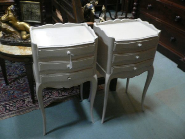 Pair of Pot Cupboards