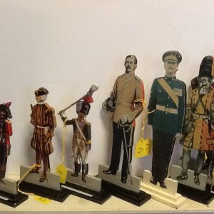 Stand Up Military Figures