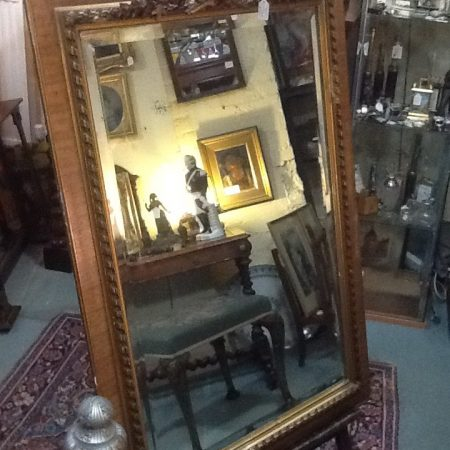 Empire Style French Mirror