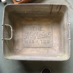 Galvanised Wash Tub ref u27